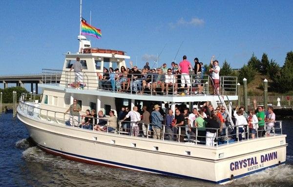 OBX Pride Fest Booze Cruise
